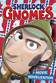 Sherlock Gnomes Movie Novelization Tillworth