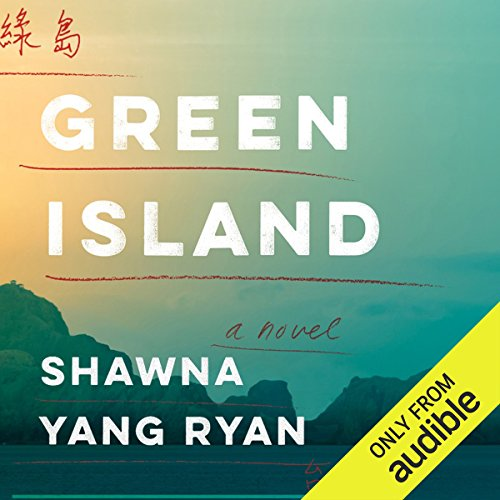 Green Island audiobook cover art