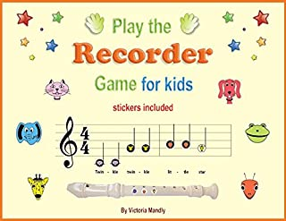 Play the Recorder Game for Kids