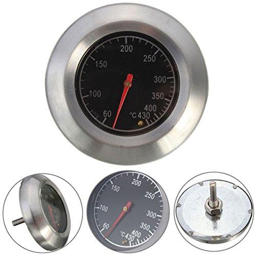 BBQ Barbecue Smoker Grill RVS Thermometer Temperatuurmeter 60-430°C