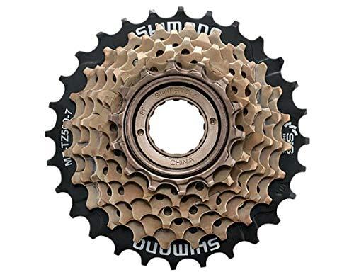 bmc-world | Shimano MF-TZ500, Zahnkranz, 7-Fach Freilauf Schraubkranz, Fahrrad, E-Bike, Elektro Fahrrad, Pedelec