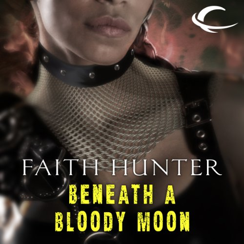 Beneath a Bloody Moon audiobook cover art