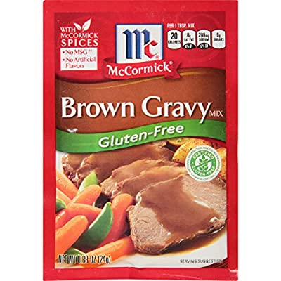 McCormick Gluten Free Mixes (Pack of 12)
