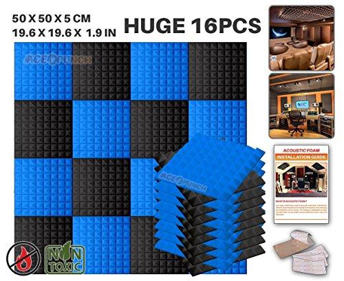 Ace Punch 16 Paquete 2 Colores Espuma Pirámide de Combinaci
