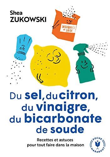 Du sel, du citron, du vinaigre, du bicarbonate de soude