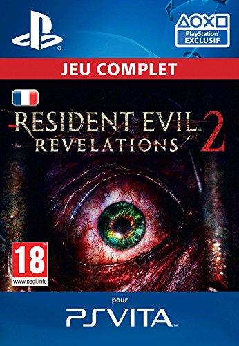 Resident Evil Revelations 2 [Jeu Complet] [Code Jeu PSN PS Vita - Compte français]