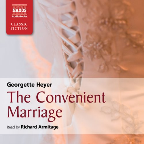 Couverture de The Convenient Marriage