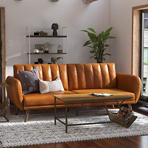 TITLE_Novogratz Brittany Futon, Convertible Sofa & Couch