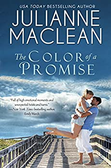 The Color of a Promise (The Color of Heaven Series Book 11) by [Julianne MacLean]