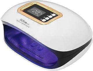 LKNJLL Gel UV Nail Lamp,48W UV LED Nail Dryer Light for Gel Nails Polish Manicure Professional Salon Curing Lamp with 4 Timer Setting Sensor