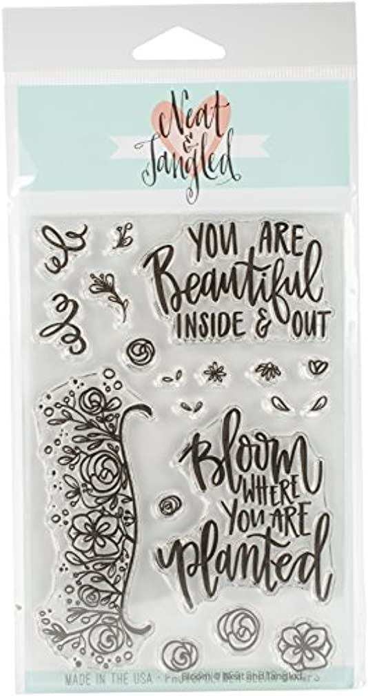 Neat & Tangled NAT271 Clear Stamps 4