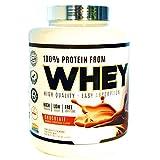JLN Whey Concentrado de Suero Aislado de Proteína; Suplemento Deportivo; | Sabor Helado de Chocolate 2 kg