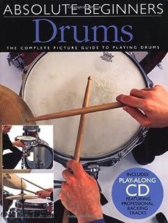 Absolute Beginners: Drums