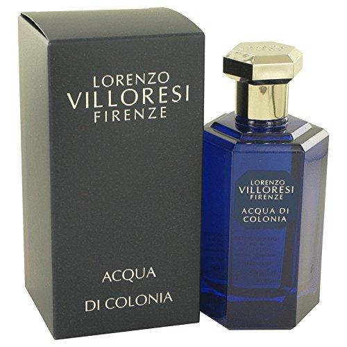 Acqua di Colonia (Lorenzo) by Lorenzo Villoresi Firenze Eau de Toilette Spray de 3.4oz 100ml para mujer