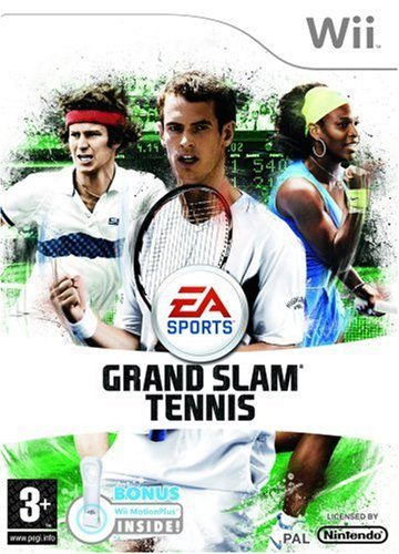 EA Sports Grand Slam Tennis (Nintendo Wii) [Import UK]
