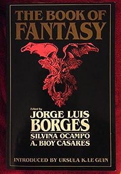 Antología de la literatura fantástica 0881846562 Book Cover