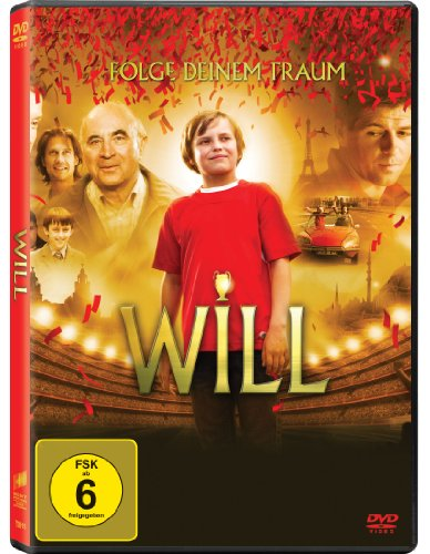 DVD Will Folge deinem Traum [Import]
