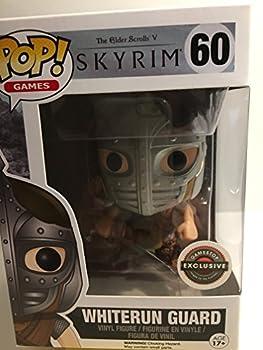 Funko - Figurine Skyrim Elder Scrolls - Whiterun Guard Exclu Pop 10cm - 08498.. by Funko POP!