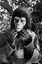 Roddy McDowall in Planet of The Apes in Scene from 1974 TV Series as Galen 24x18 Poster