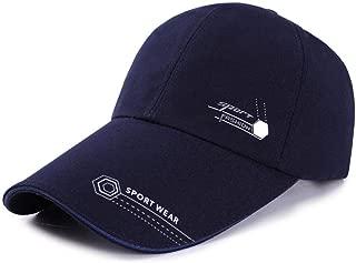 Baseball Cap Hat Male Baseball Cap Summer Sun Visor Youth Wild Sun Hat Female Sports Hat Cap