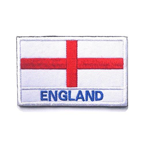 Nider Bandera, Bandera para el Aire Libre, Banderas Bandera Parche Bordado Brazalete Chic países Bandera mágica Bandera Bandera Parches (Bélgica) England