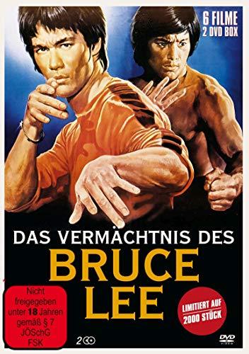 Das Vermächtnis des Bruce Lee - Special Collectors Edition [2 DVDs]