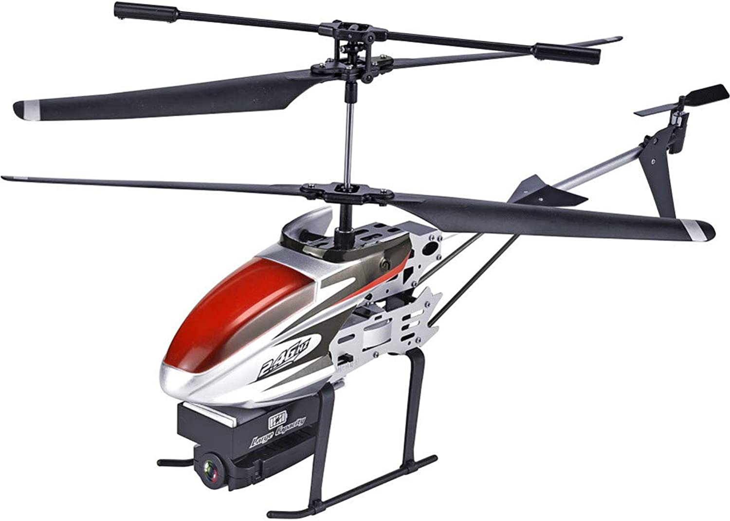 Cebbay Remote Helicopter, Endurance Drone 2.4GHz 3.5CH RC 1080P WIFI Camera FPV RC Helicopter,Teen Birthday Present,Outdoor Toys