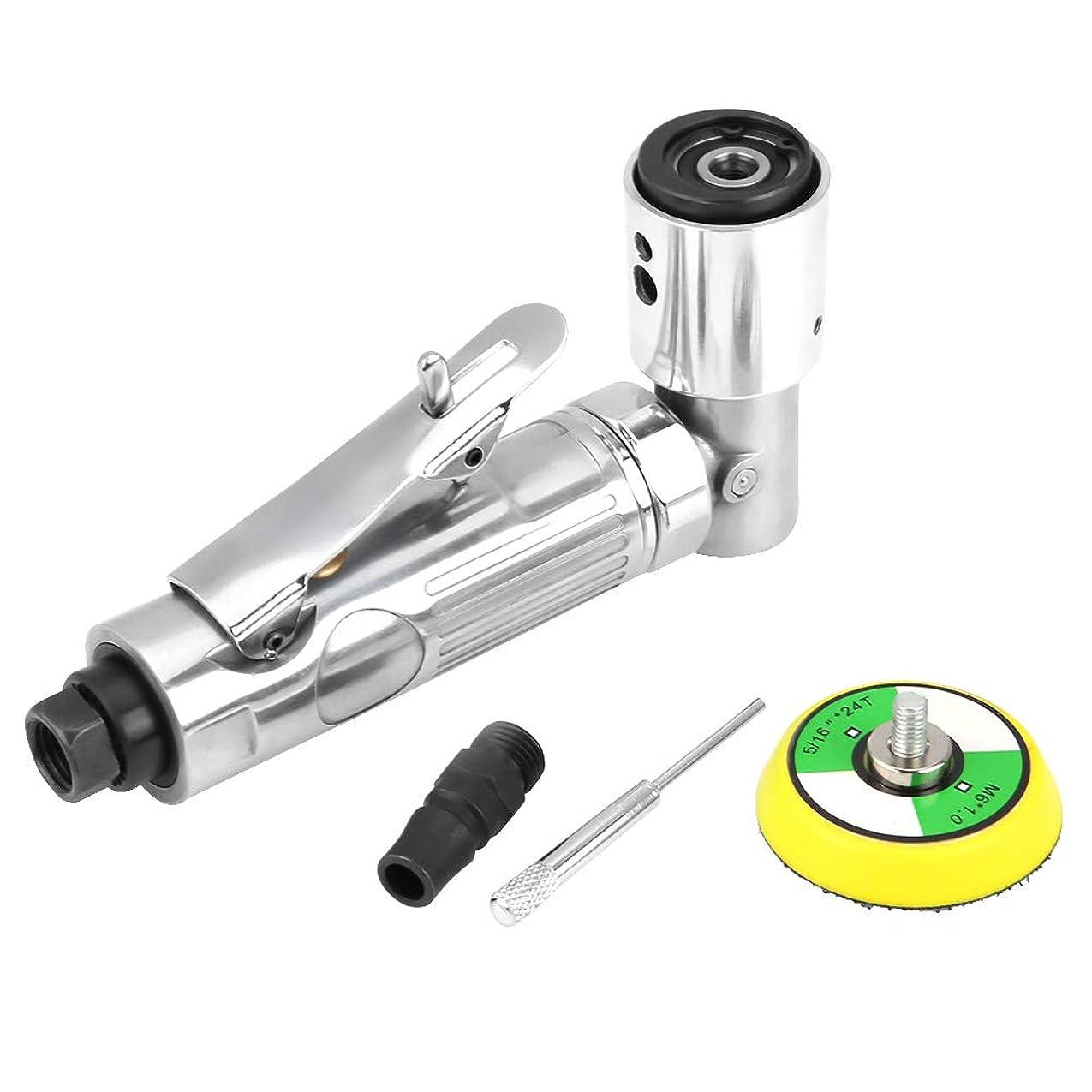 エアーダイグラインダー、90度アングルダイグラインダー、使いやすい、エアー研削工具