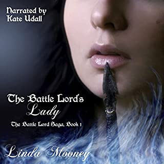 The Battle Lord's Lady audiobook cover art