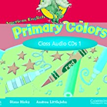 American English Primary Colors 1 Class CD (Primary Colours)