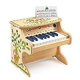 Djeco - Animambo - Piano electrónico 18 Llaves...