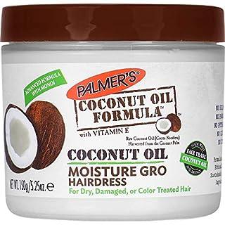 Palmer's Coconut Oil Formula Moisture-Gro Conditioning Hairdress 150g (B000EGIF4S)   Amazon price tracker / tracking, Amazon price history charts, Amazon price watches, Amazon price drop alerts