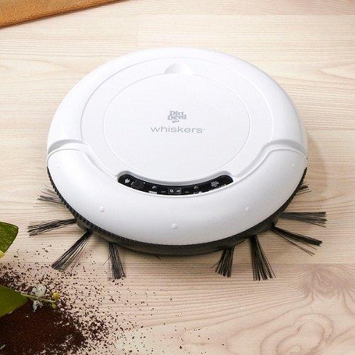 Dirt Devil Whiskers DSV Robotic Vacuum