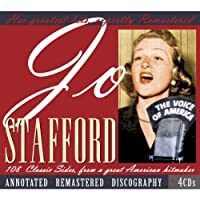 108 Classic Sides From A Great American Hitmaker by Jo Stafford (2008-01-08)
