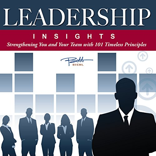Leadership Insights audiobook cover art