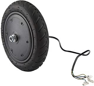 Vbestlife. 250W Motor Wheel Tire for Xiaomi M365 Electric Scooter Pneumatic E-Scooter Wheel Anti-Skidding Tire Shock Absorber Tyre Replacement Part Accessory