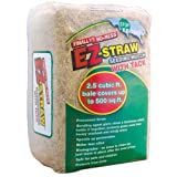 EZ-Straw Seeding Mulch with Tack - Biodegradable Organic Processed...