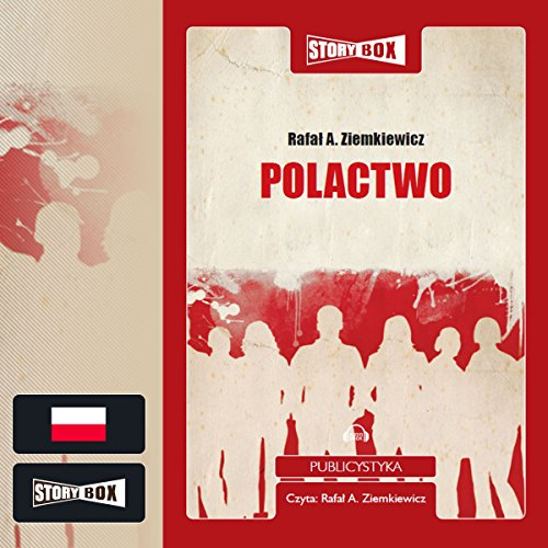Polactwo audiobook cover art