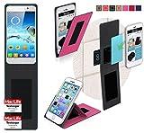 Hülle für Jiayu G4 Turbo Tasche Cover Case Bumper | Pink