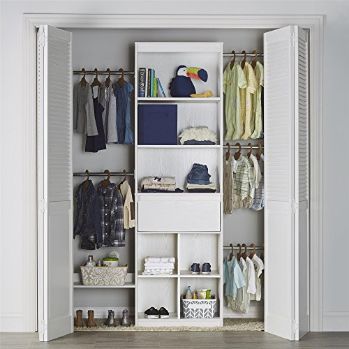 Little Seeds Grow with me Closet, White