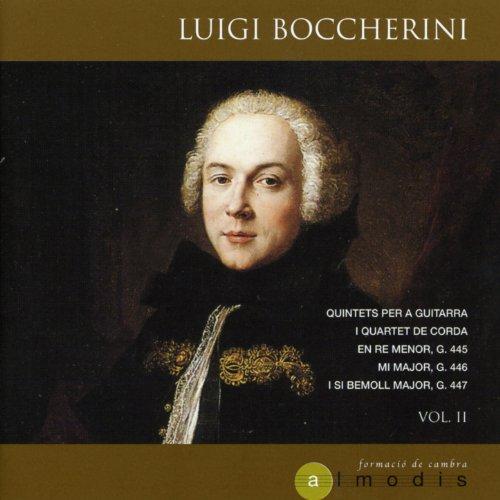 Quintetto in Si Bemol Maggiore, G.447: IV. Allegro