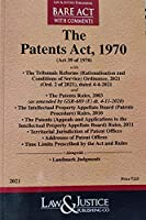 THE PATENT ACT 1970 BARE ACT 2021 EDITION