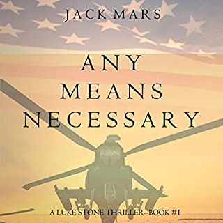 Any Means Necessary audiobook cover art