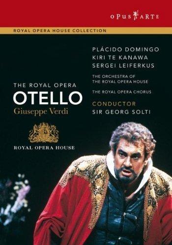 Verdi - Otello [1992] [2010] by Placido Domingo(2008-03-31)