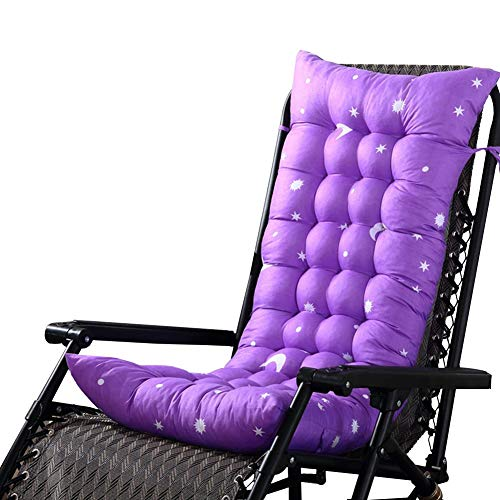SUPERLOVE Chaise Lounge Cushion Patio Chair Polster Outdoor...