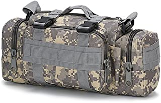 FAMI Fanny 3P Military Tactical Pouch Backpack Range Bags Molle attachments Pouch Small EDC Sling Pack Hand Carry Bag