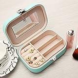 Generic Green : caja de embalaje de joyería caja caja caja para joyería exquisita caja de maquillaje organizador de joyería contenedores cajas de graduación regalo de cumpleaños