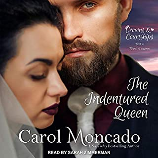 The Indentured Queen cover art