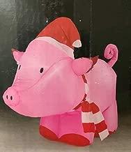 twerking christmas pig