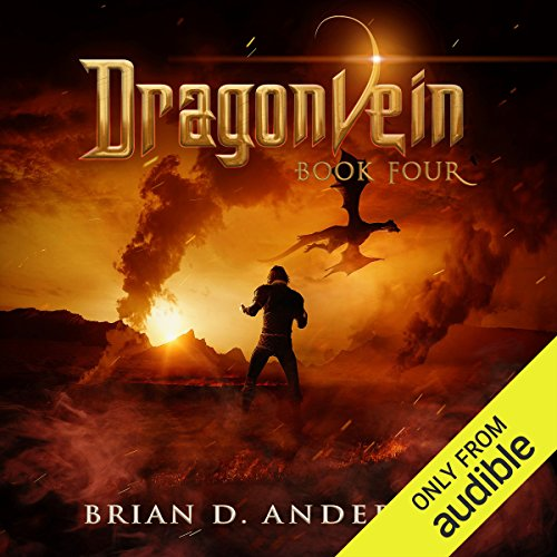 Dragonvein: Book Four cover art